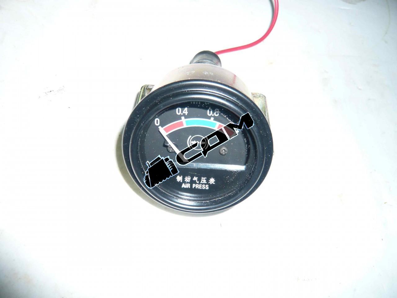 Указатель давления воздуха в пневмосистеме 0-1,2 Мра CDM YT202