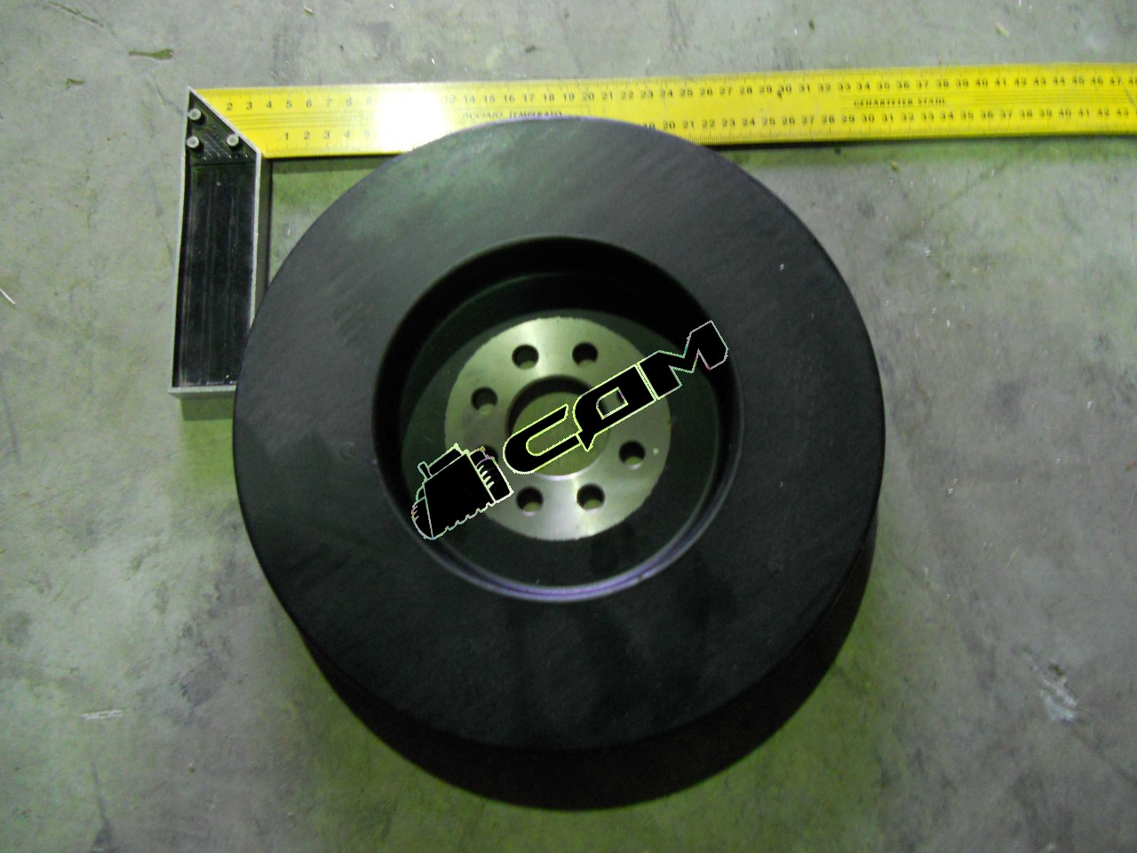 Амортизатор коленвала (демпфер) Euro2  VG1560020010