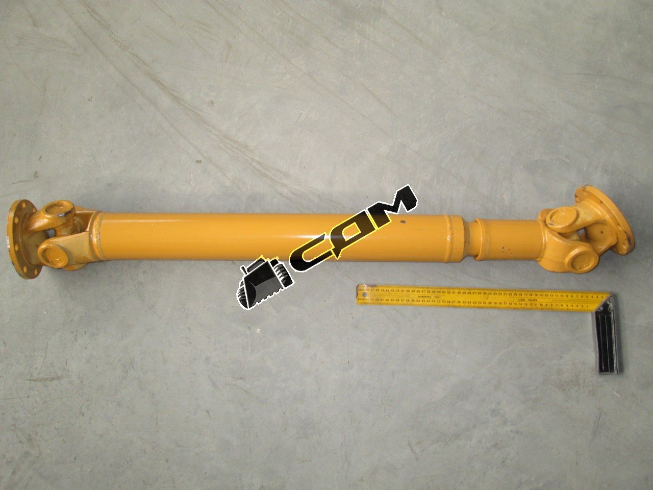 Вал карданный передний CDM853 CDM853.04.01